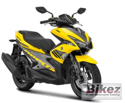 2018 Yamaha Aerox 155VVA