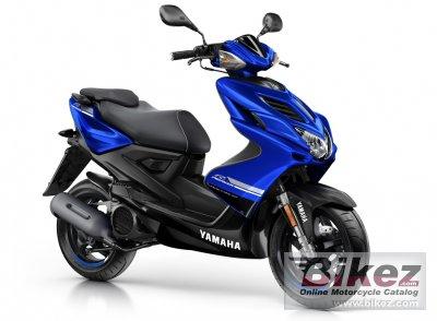 2018 Yamaha Aerox 4