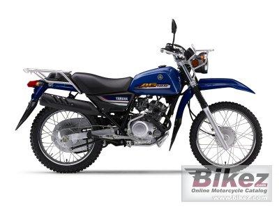 2018 Yamaha AG125