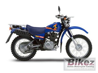 2018 Yamaha AG200F