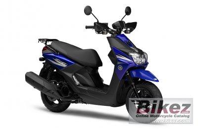 2018 Yamaha BWS 125