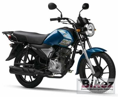 2018 Yamaha Crux Specifications And Pictures