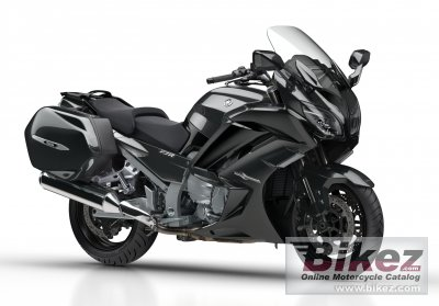2018 Yamaha FJR1300AS