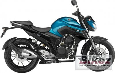 2018 Yamaha FZ 25 specifications and pictures