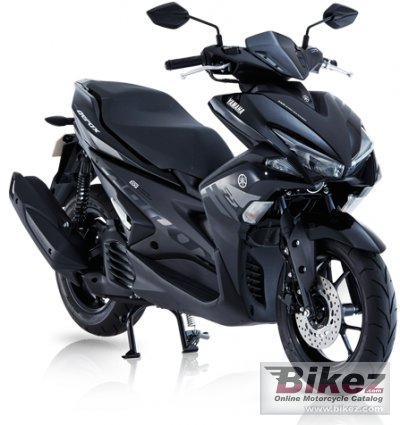 Price List Rusi Motorcycle >> 2018 Yamaha Mio Aerox 155 specifications and pictures
