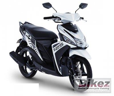 2018 Yamaha Mio i 125