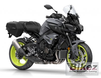 2018 Yamaha MT-10 Tourer Edition