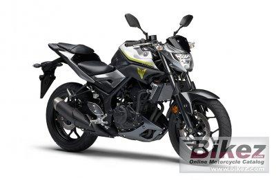 2018 Yamaha MT-25