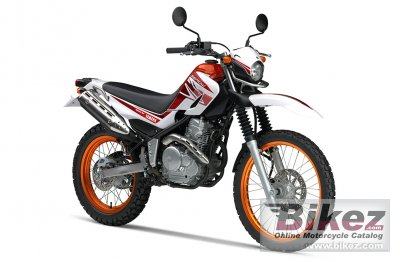 2018 Yamaha Serow 250