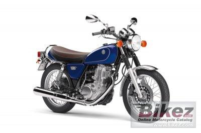 2018 Yamaha SR400