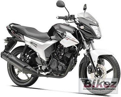 2018 Yamaha SZR