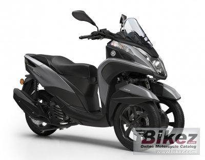 2018 Yamaha Tricity