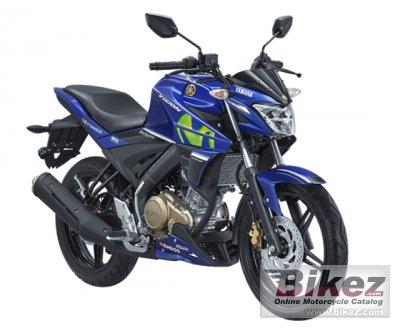 2018 Yamaha Vixion Yamaha Movistar