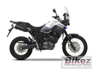 2018 Yamaha XT660Z