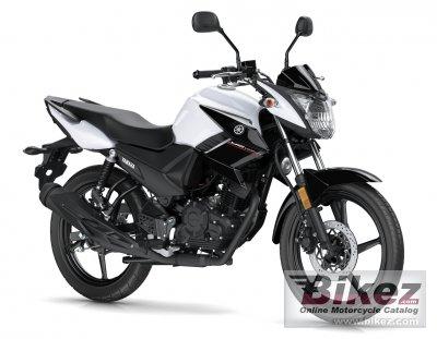 2018 Yamaha YS125