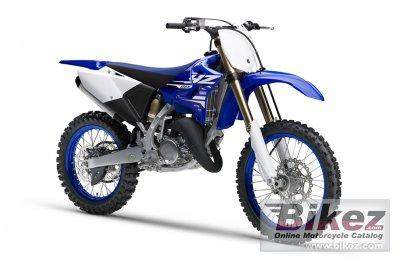 2018 Yamaha YZ125X