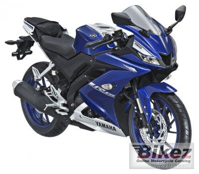 2018 Yamaha YZF R15