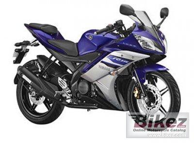 2018 Yamaha YZF-R15 Version 2.0