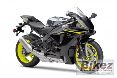 2018 Yamaha YZF-R1S