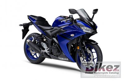 2018 Yamaha YZF-R25