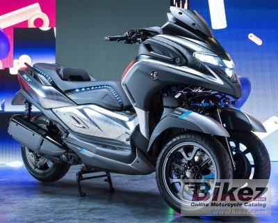 2019 Yamaha 3CT Concept