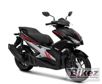 2019 Yamaha Aerox 155VVA