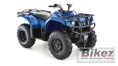 2019 Yamaha Grizzly 350 2WD
