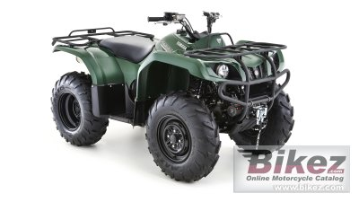 2019 Yamaha Grizzly 350 4WD