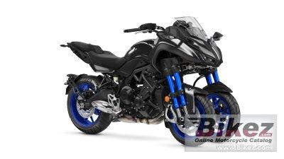 2019 Yamaha Niken
