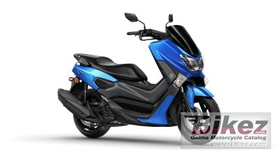 2019 Yamaha Nmax 155 Abs Specifications And Pictures