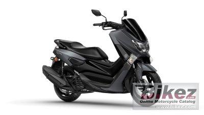 2019 Yamaha NMAX 155