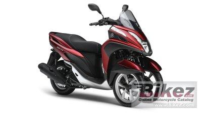 2019 Yamaha Tricity