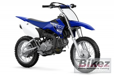 2019 Yamaha TT-R110E