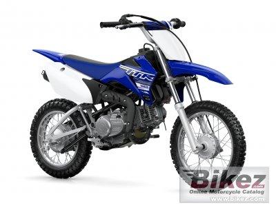 2019 Yamaha TTR110