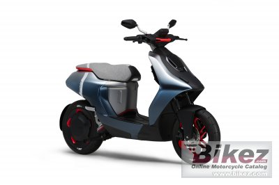 2020 Yamaha E02 Genesis