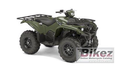2020 Yamaha Kodiak 700 EPS Alu