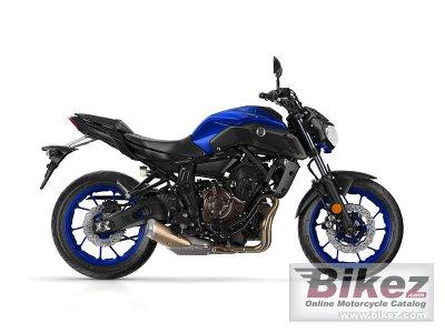 2020 Yamaha MT-07HO
