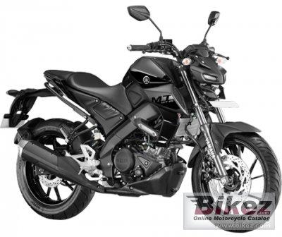 2020 Yamaha MT-15