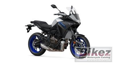 2020 Yamaha MT07TR