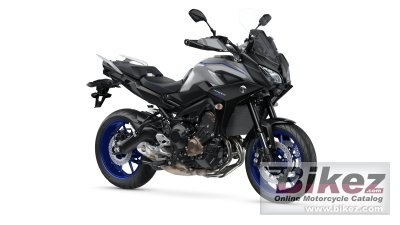 2020 Yamaha MT09TR specifications and pictures