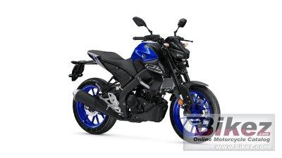 2020 Yamaha MT125