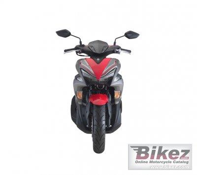 2020 Yamaha NVX