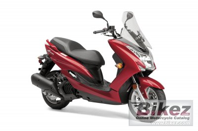 2020 Yamaha Smax