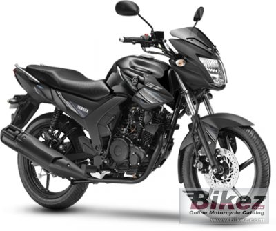 2020 Yamaha SZ-RR Version 2