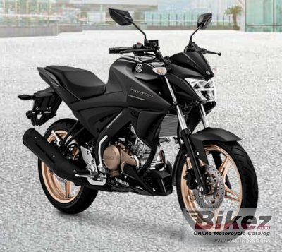 2020 Yamaha Vixion