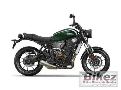 2020 Yamaha XSR700LA