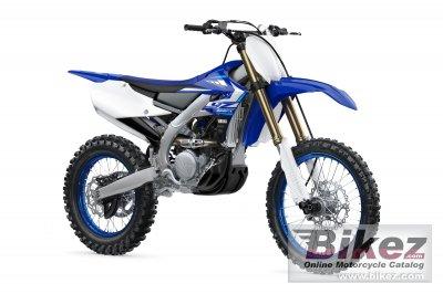 2020 Yamaha YZ250FX