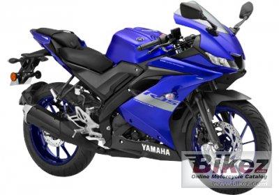 2020 Yamaha YZF R15 V
