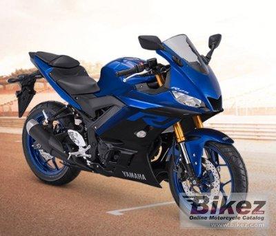 2020 Yamaha YZF-R25