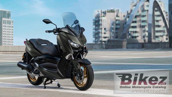 2021 Yamaha XMAX 125 Tech MAX